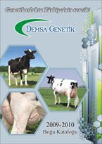 2009-2010 Boğa Katalog