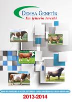 2013-2014 Etçi Katalog