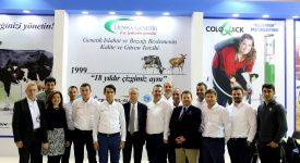 12. AgroExpo Tarım ve Hayvancılık Fuarı'nın Kalbi Demsa Genetik'de attı